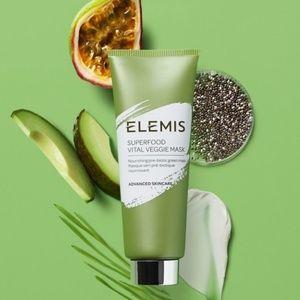 ELEMIS Superfood Vital Veggie Mask  Nwt
